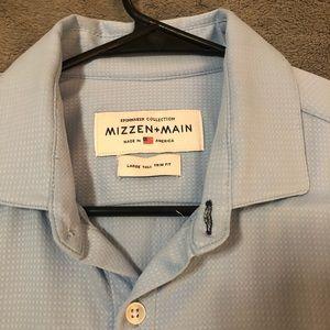 Mizzen+Main Shirts - Mizzen and Main performance dress shirt